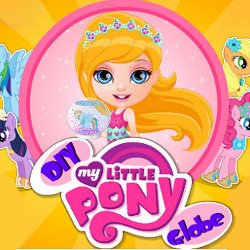 Baby Barbie DIY My Little Pony Globe