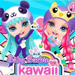 Baby Barbie Kawaii Crush