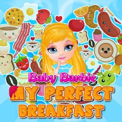 Baby Barbie Perfect Breakfast