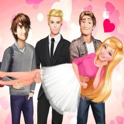 Barbie be my Valentine