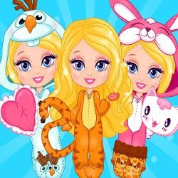 Barbie Design my Chibi Onesie