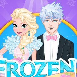 Frozen Wedding Rush