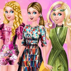 Barbie Spring Fashion Show