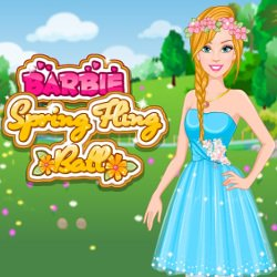 Barbie Spring Fling Ball