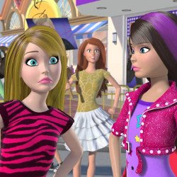 Barbie Life in the Dreamhouse – Sidewalk Showdown