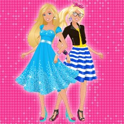 Barbie's College Outfit