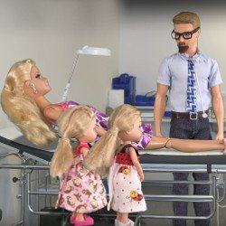 Barbie – Baby Brother or Baby Sister?
