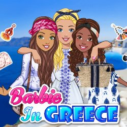Barbie in Greece