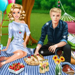 Barbie Picnic with Ken
