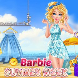 Barbie's Summer Week