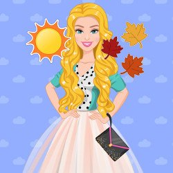 Barbie Summer to Fall Style