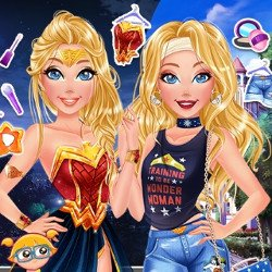 Barbie: a Wonder Woman Story!