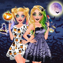 Barbie Halloween Makeup