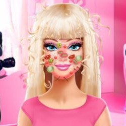 Barbie Skin Care and Dress Up