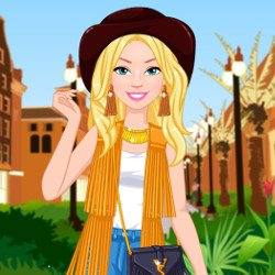 Barbie Loves Fringe Style