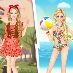 Barbie's Summer Styles